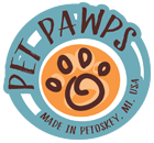Pet Pawps Treats Dogs Cats Petoskey Michigan