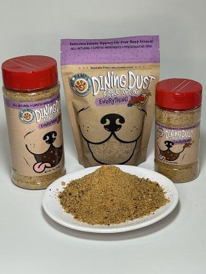 Pet Pawps Dining Dust Rice Flour Only