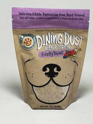 Pet Pawps Everything Dining Dust Refill Bag Dog Food
