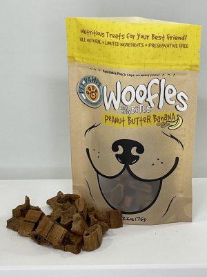 Pet Pawps Dog Treats Peanut Butter Banana