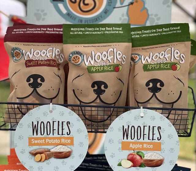 Pet Pawps Woofles Dog Treats
